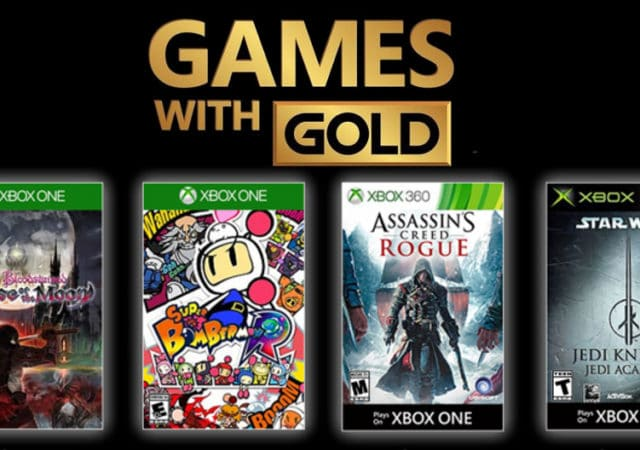 games with gold février 2019