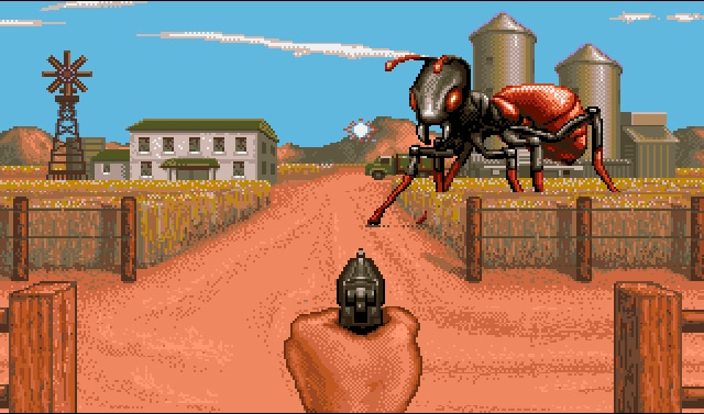 It Came From the Desert Screenshot Amiga
