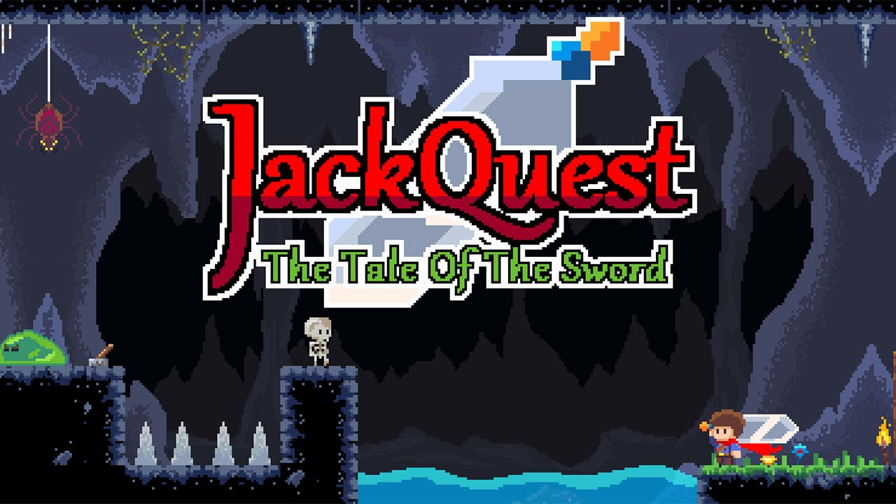JackQuest: The Tale of the Sword titre