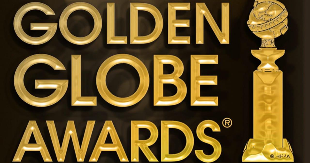 golden globes 2019 Affiche des Goldes Globes Awards et présentation du trophée