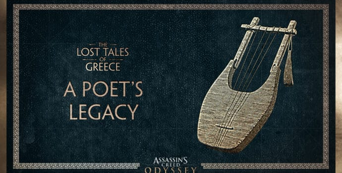 l'héritage de la poétesse assassin's creed odyssey