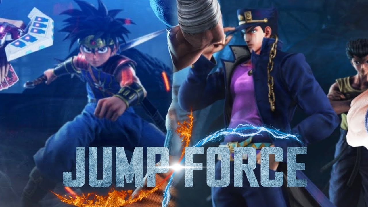jump force dai jotaro