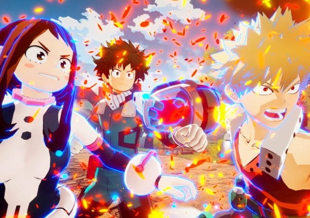 my hero one's justice izuku katsuki
