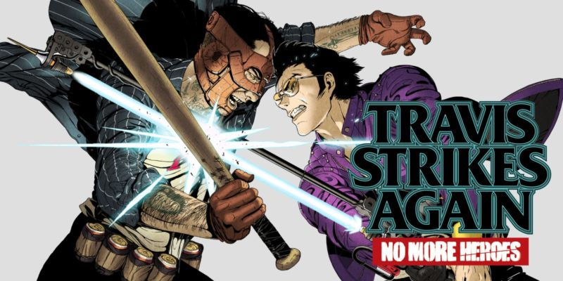 janvier 2019 Travis Strikes Again ou comment Travis en fout pleins la tronche aux méchants