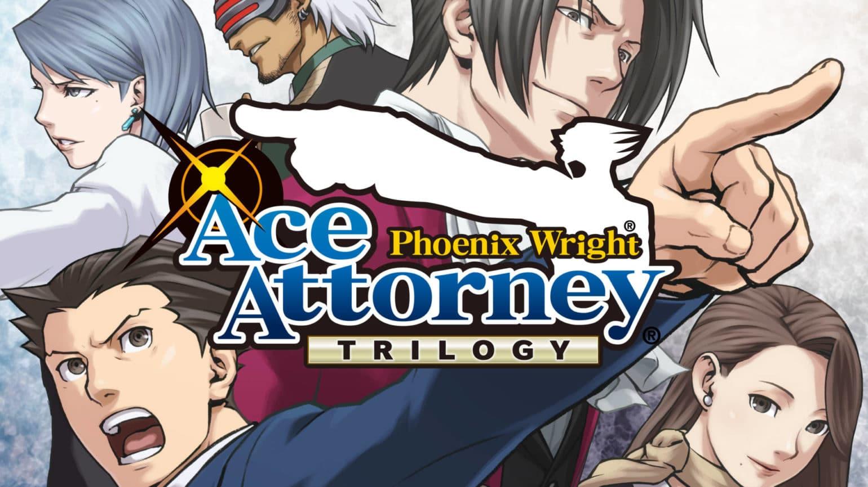 phoenix wright ace attorney trilogy titre