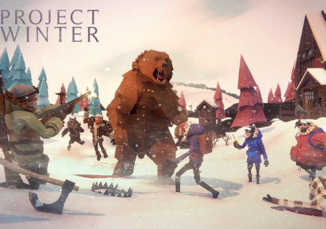 Project Winter ou comment survivre en groupe face au froid polaire et à un gros nounours !