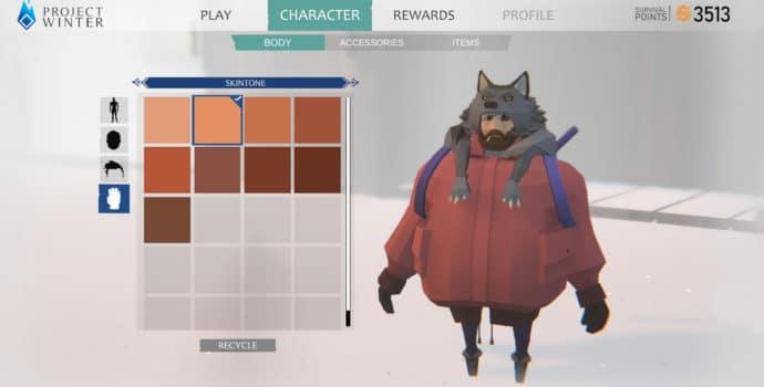 Project Winter : Une drôle de ressemblance avec le jeu de rôle Le Loup Garou !