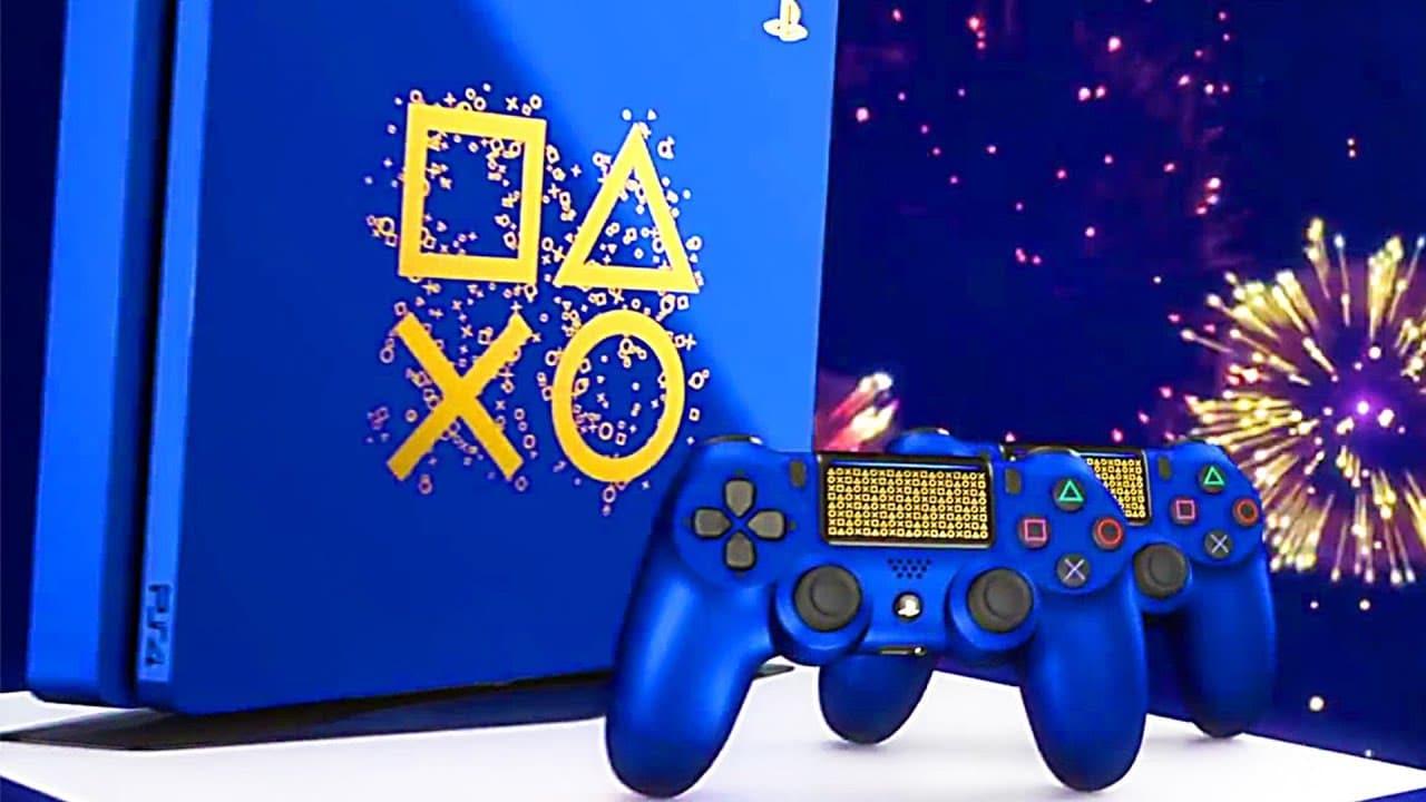 PlayStation 4 Sony celèbre les excellents résultats