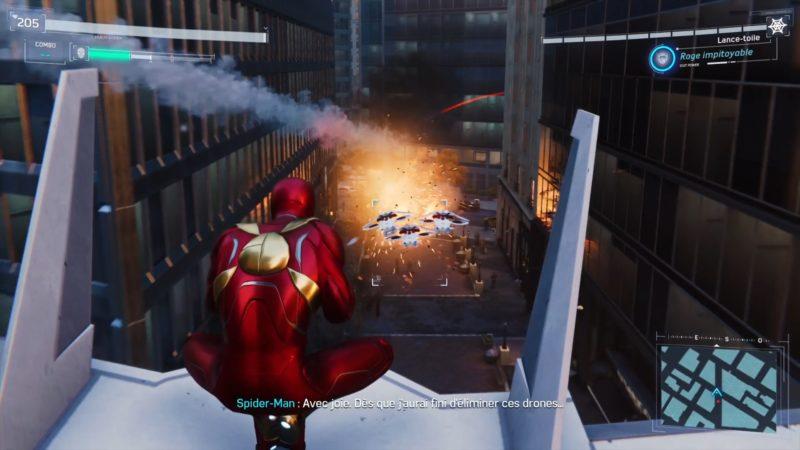 spider-man-dlc-test-le-retour-de-silver-spidey-drones