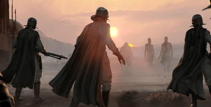 star wars visceral games - concept art