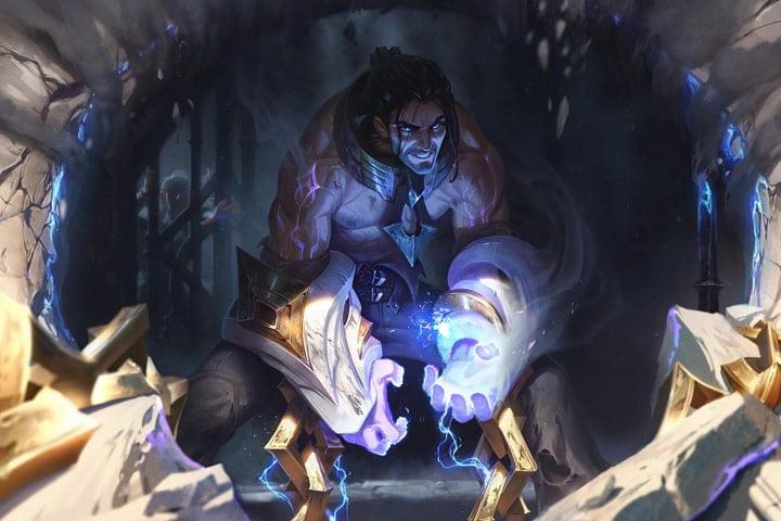 Sylas le nouveau héros de League of Legends