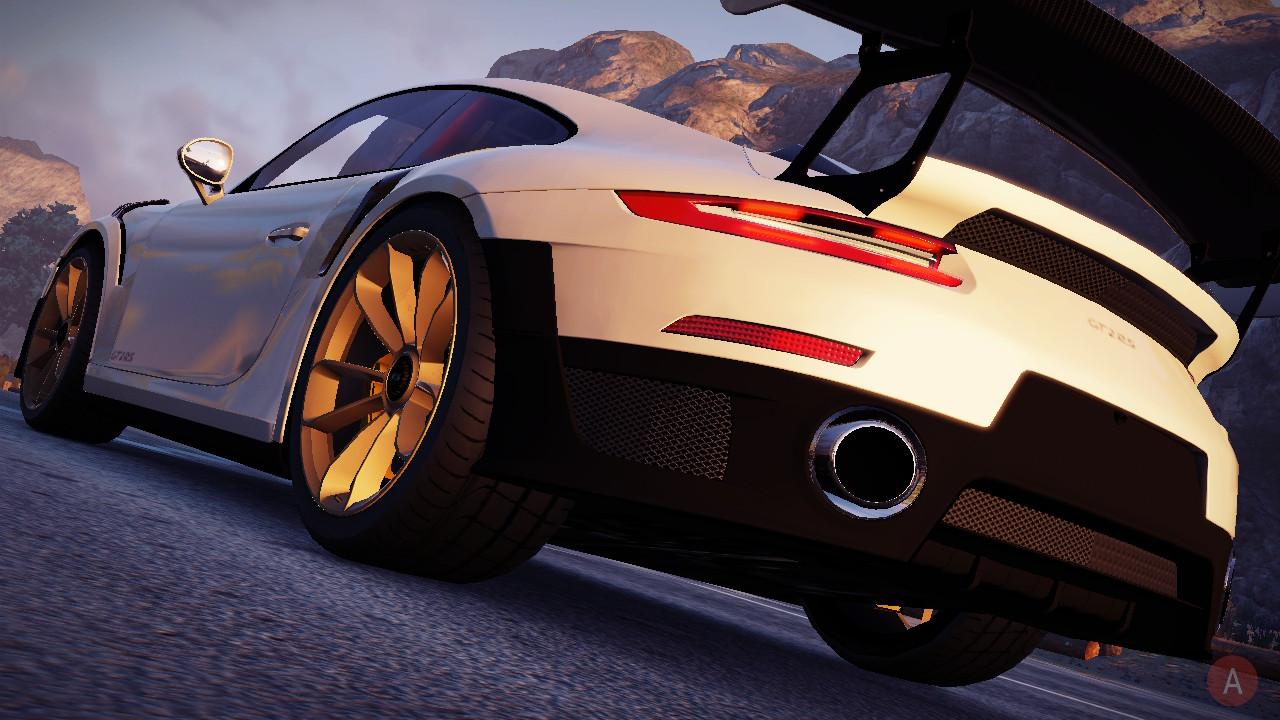 test Gear Club Unlimited 2 - Porsche