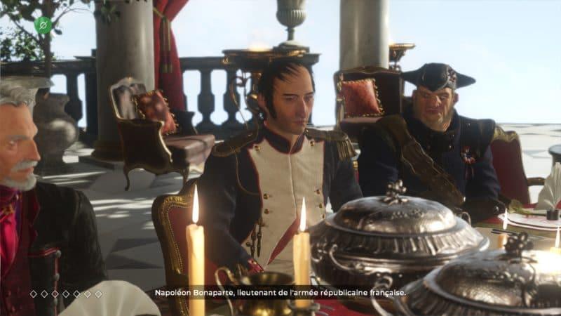 the council test Napoléon Bonaparte