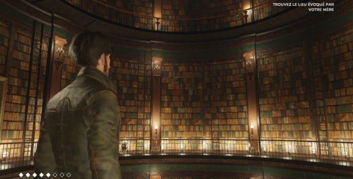 the council test bibliothèque