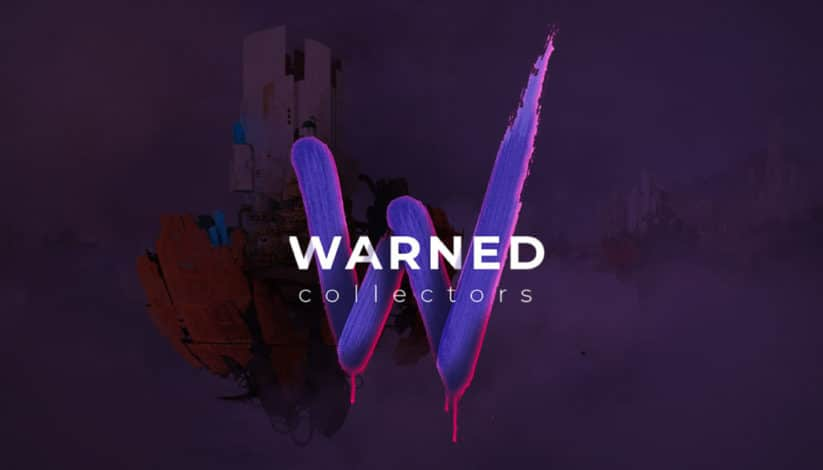 Logo Warned collectors nouvel éditeur français