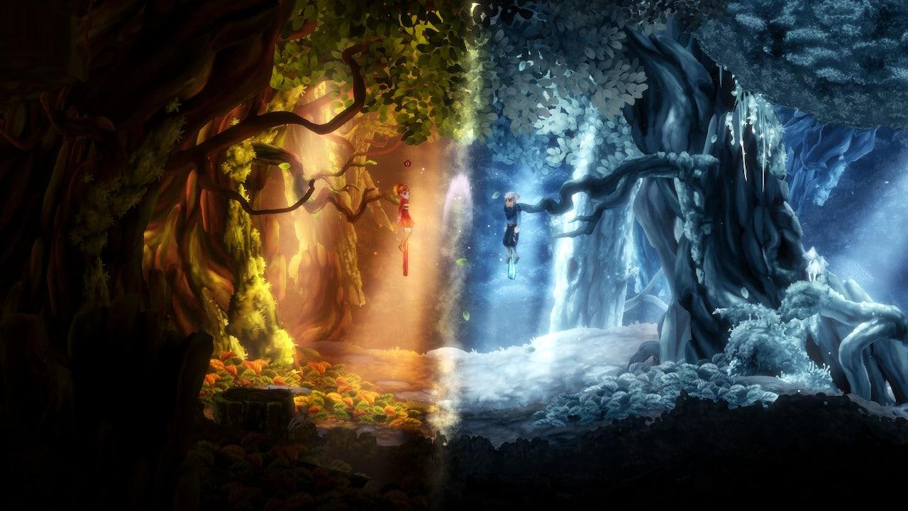 Degrees of Separation Ember et Rime se retrouvent coincés dans un arbre