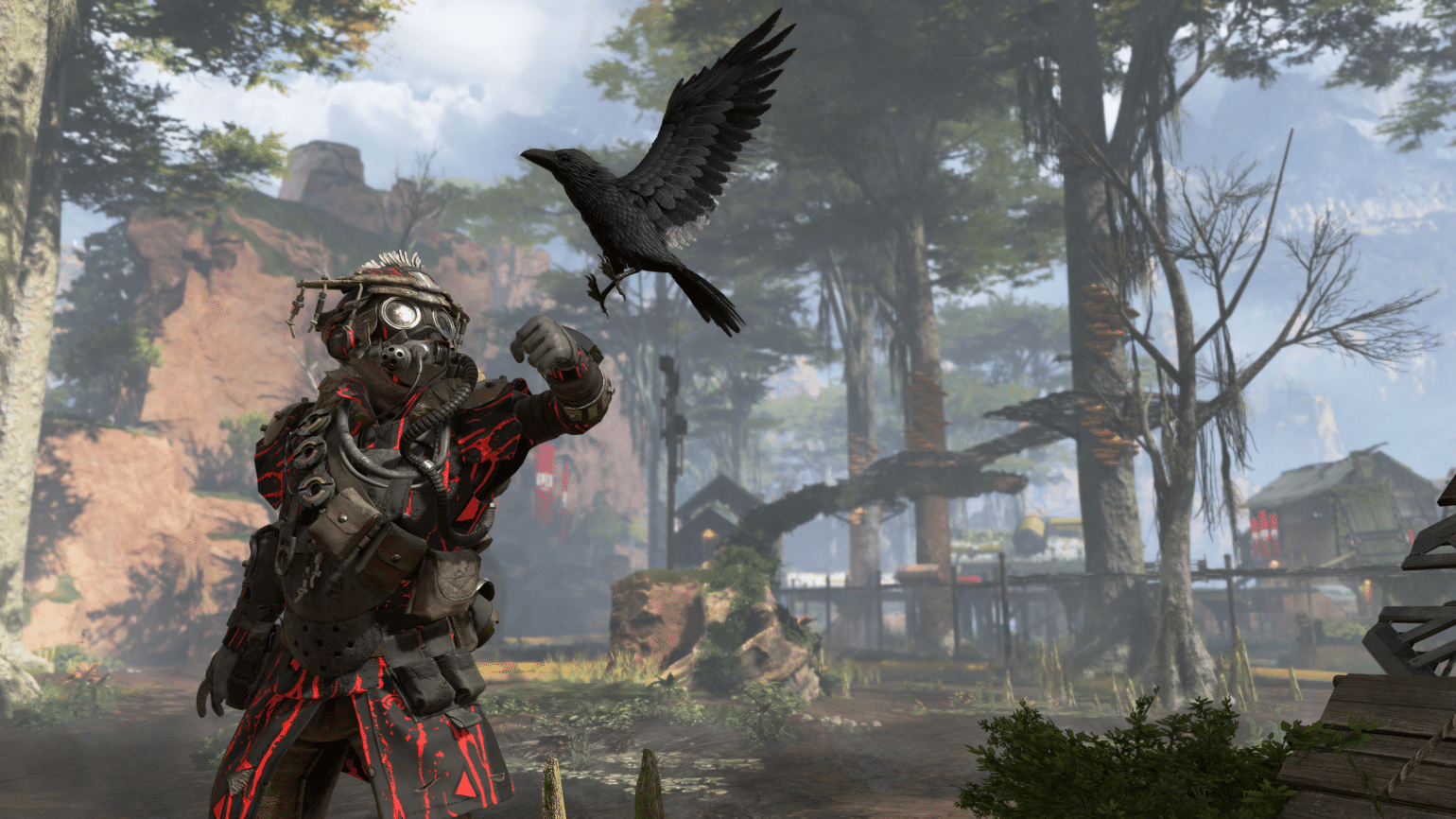 Apex Legends - Bloodhound Raven