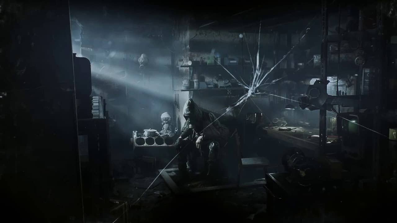Image du jeu Chernobylite du studio The Farm 51