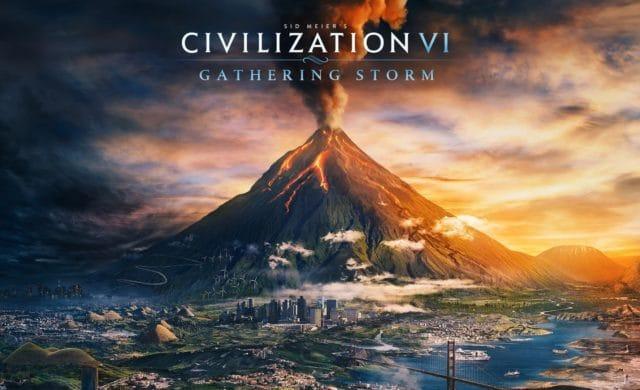 Test civilization VI gathering storm titre