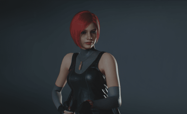 Resident evil 2 regina dino crisis mod