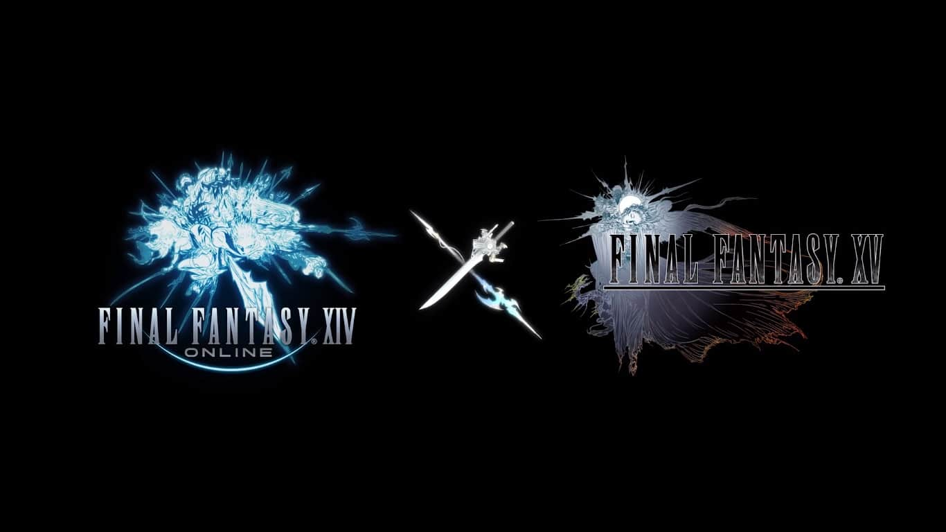 Final Fantasy XIV accueil Final Fantasy XV