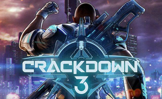 Crackdown 3 titre