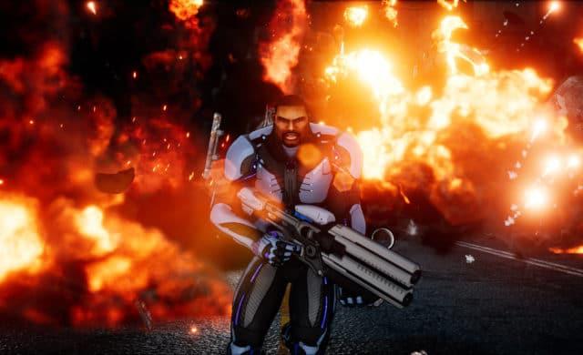 Crackdown 3 explosion
