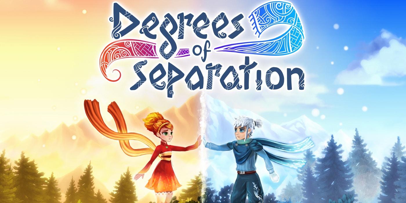 Degrees of Separation Ember et Rime séparés mais amoureux