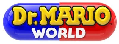 Dr. Mario World - Logo