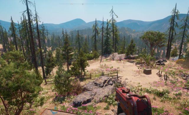 Far Cry: New Dawn - de jolis décors