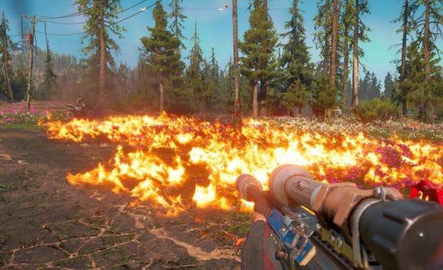 Far Cry: New Dawn - Brûle