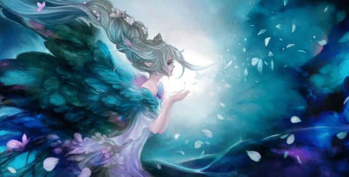 Final Fantasy XIV Shadowbringers 6 Titania Pixie primordial