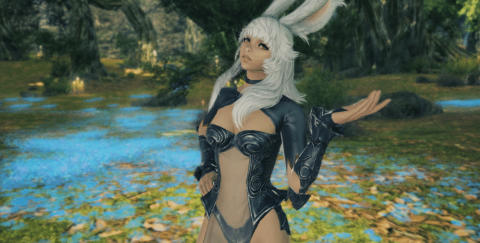 Final Fantasy XIV Shadowbringers - Nouvelle race jouable