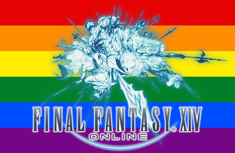 Final Fantasy XIV online Sydney Gay and Lesbian Mardi Gras 2019