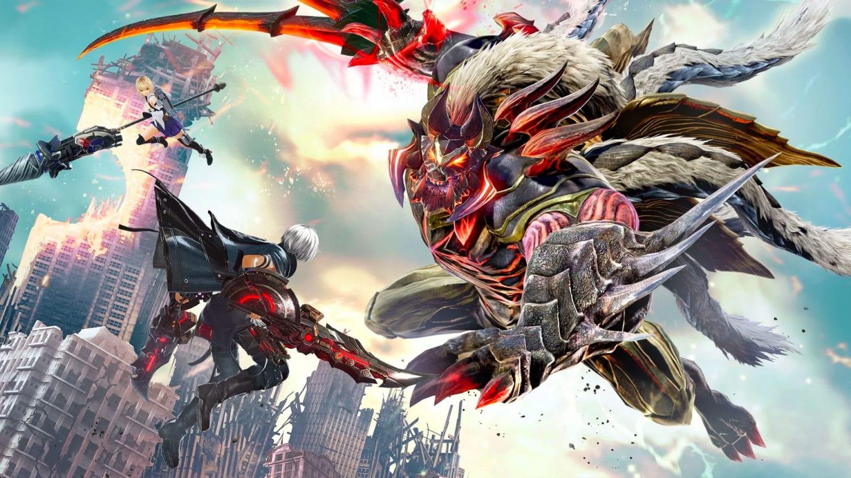 God Eater 3 - Héros contre Aragami