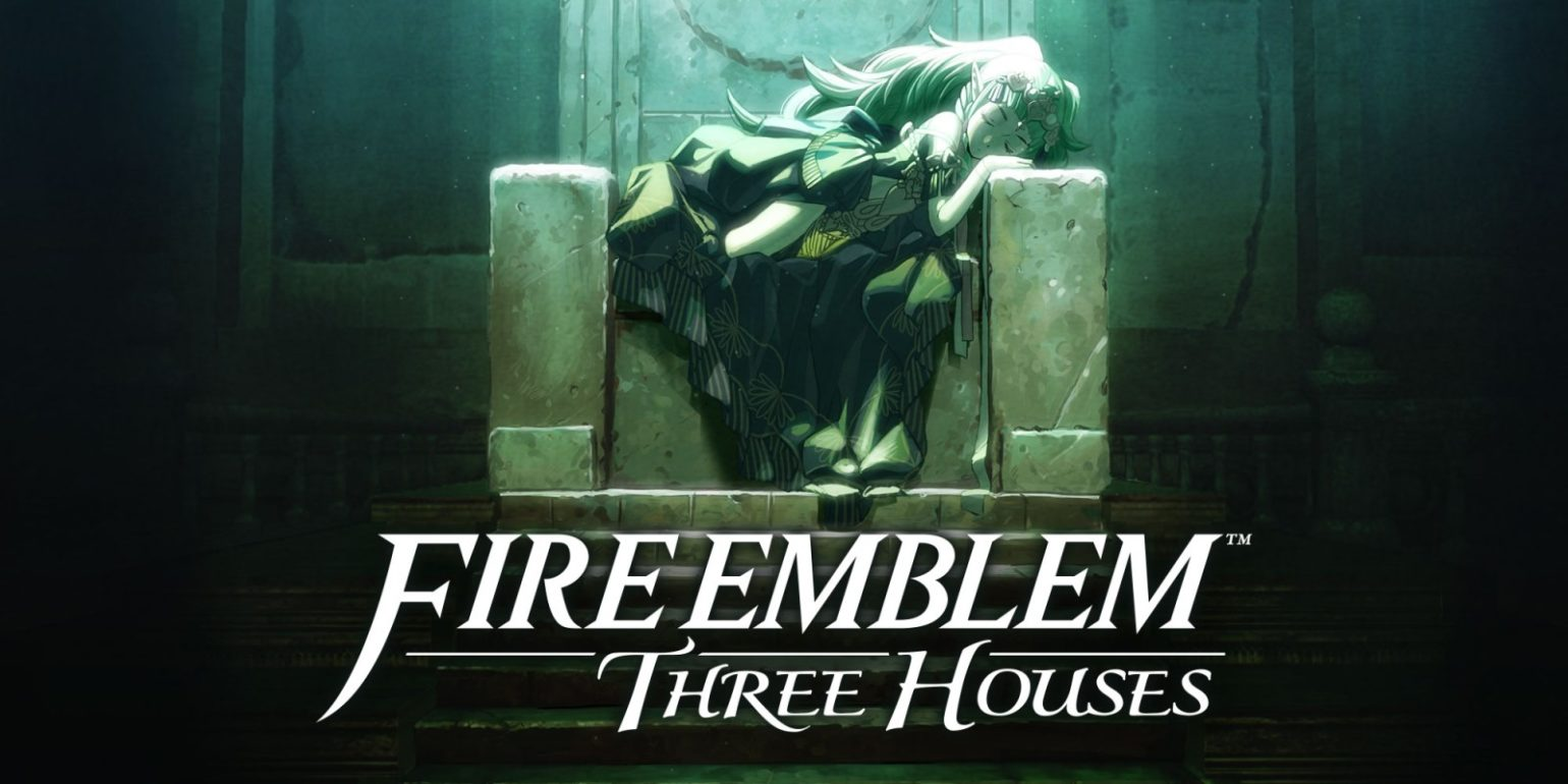 fire emblem three houses titre
