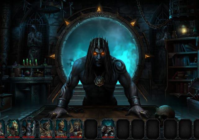 Iratus: Lord of the Dead nécromancien