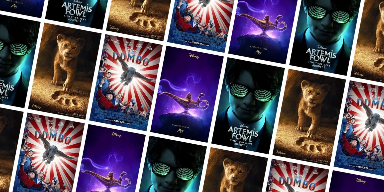 les sorties 2019 Disney et Pixar vont être incroyables !