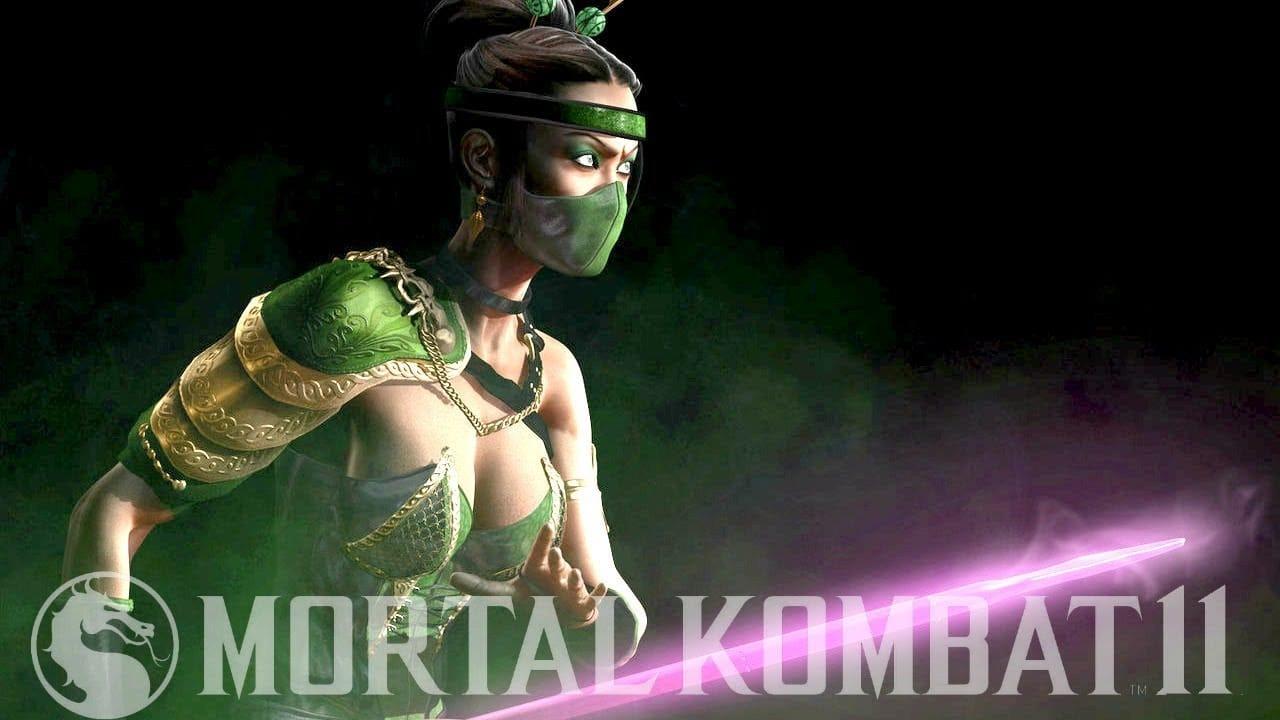 Mortal Kombat XI Jade