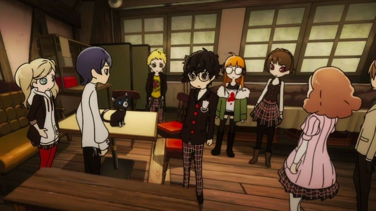 Persona Q2: New Cinema Labyrinth - Tous les personnages