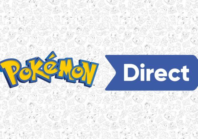 Pokémon Direct - Titre Suspense