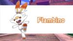 Pokémon Épée Bouclier - Flambino