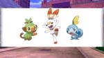 Pokémon Épée Bouclier - Starters