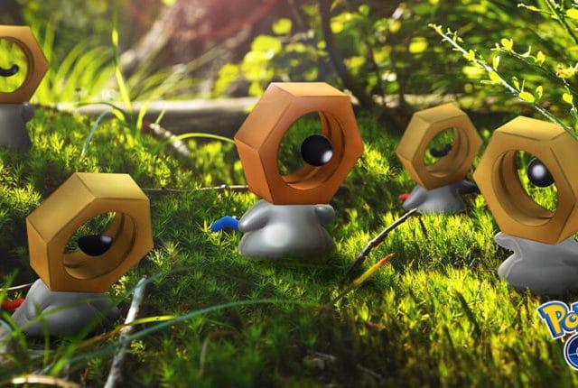 Pokémon GO - Meltan Shiny