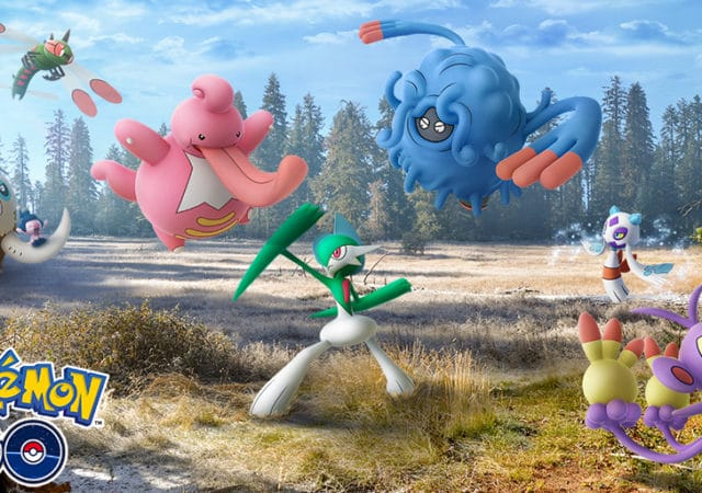 Pokémon GO - Sinnoh évolue