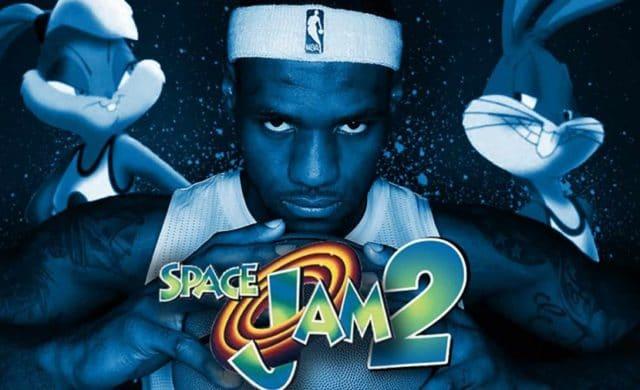 Space Jam 2 Lebron et Bugs Bunny