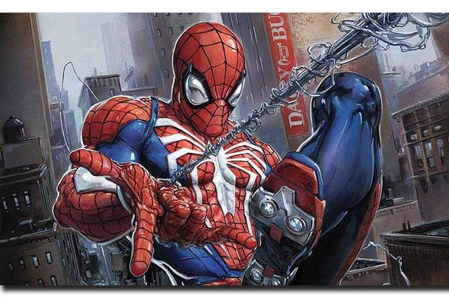 Cover Spider-Man comic-book #1