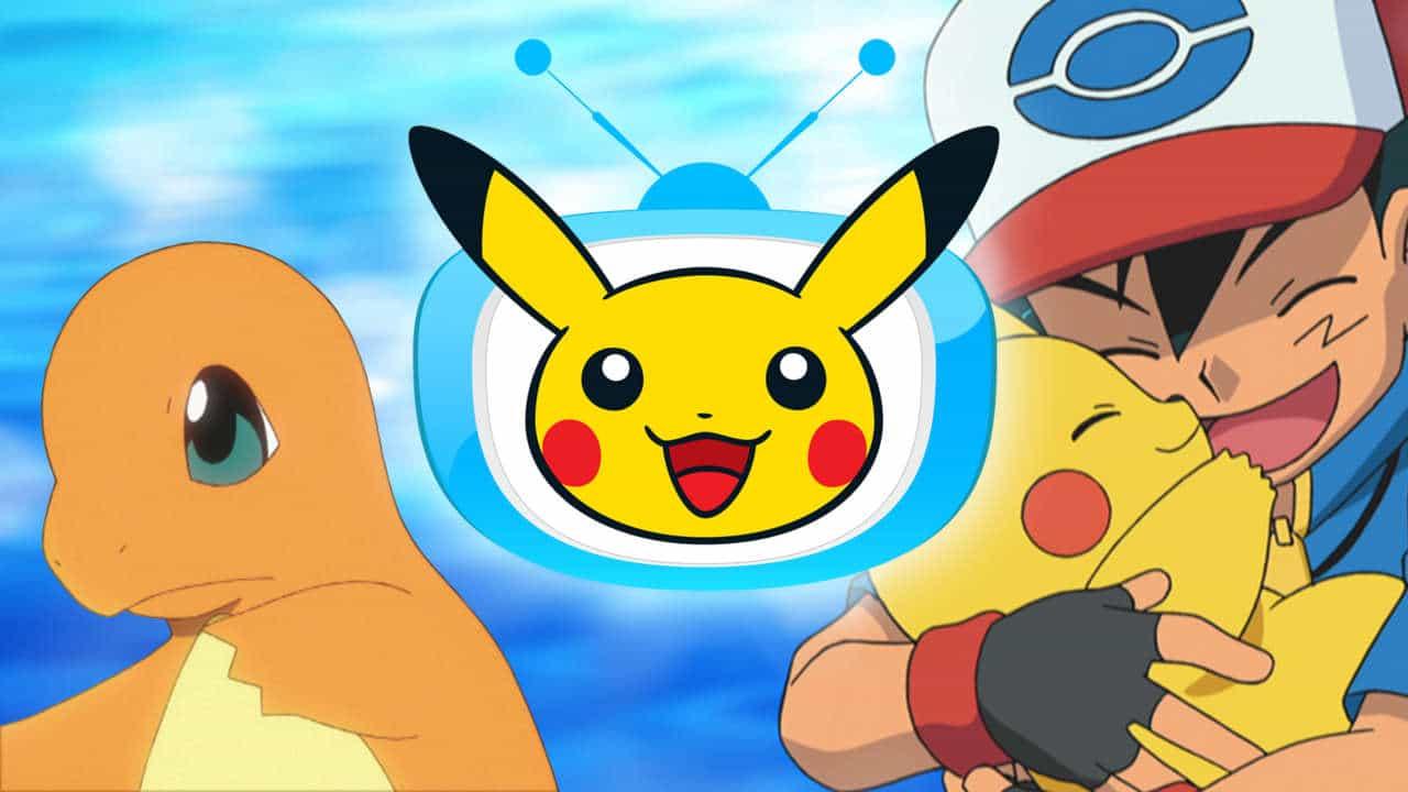 TV Pokémon - Logo de l'application