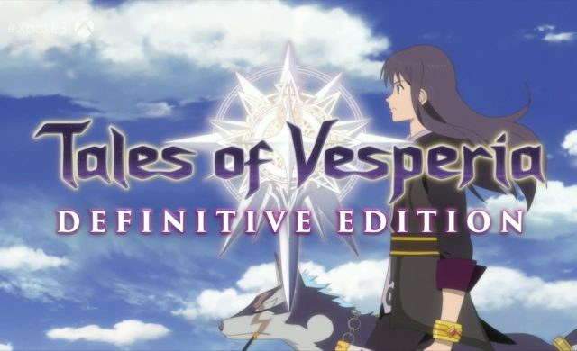 Tales of Vesperia Definitive Editionn-n Yuri et Repeede