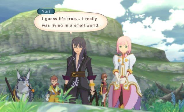 Tales of Vesperia Definitive Edition - Yuri, EStelle, Karol et Rita